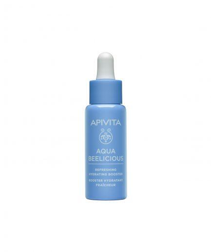 Apivita Aqua beelicious booster idratante rinfrescante itzi hub il luogo sicuro per i tuoi regali