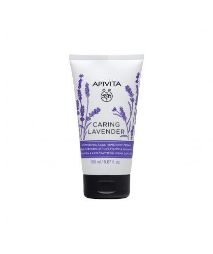 Apivita Crema Corpo Caring Lavender itzi hub il luogo sicuro per i tuoi regali