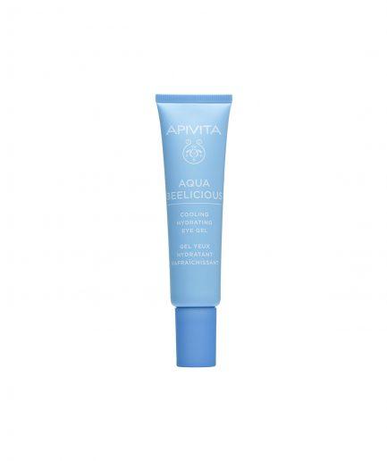 Apivita Aqua beelicious gel occhi idratante rinfrescante itzi hub il luogo sicuro per i tuoi regali