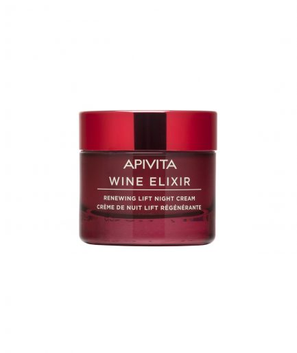 Apivita wine elixir Renewing Lift Night Cream itzi hub il luogo sicuro per i tuoi regali
