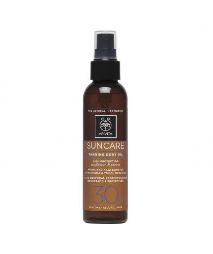 Apivita tannino body oil itzi hub il luogo sicuro per i tuoi regali