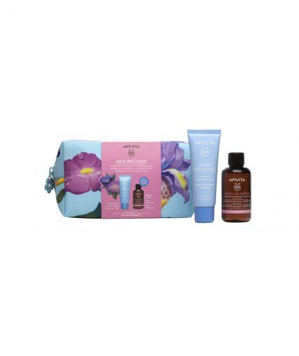 Apivita Pochette Aqua Beelicious e Acqua Michellare itzi hub il luogo sicuro per i tuoi regali