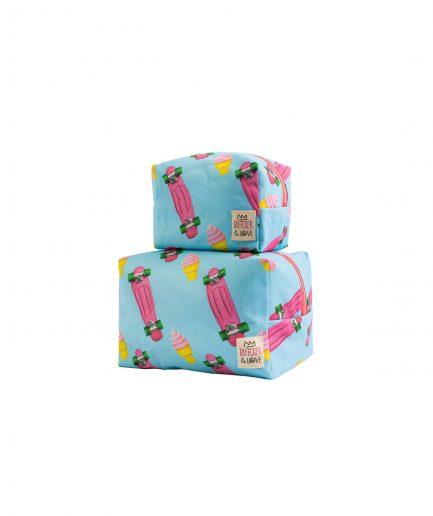 Bleecker & Love Pochette Ice Rolls itzi hub il luogo sicuro per i tuoi regali