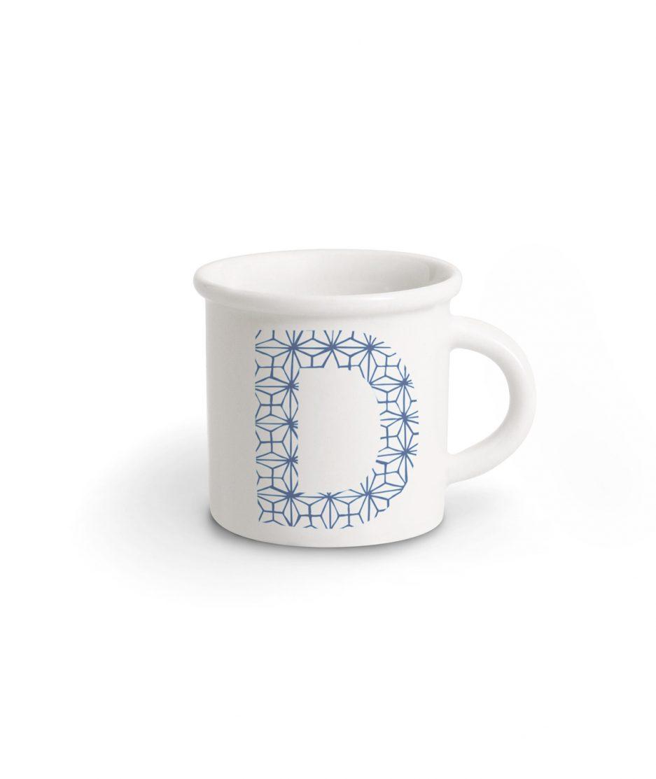Ilaria.i Tazza ABC Blu itzi hub il luogo sicuro per i tuoi regali