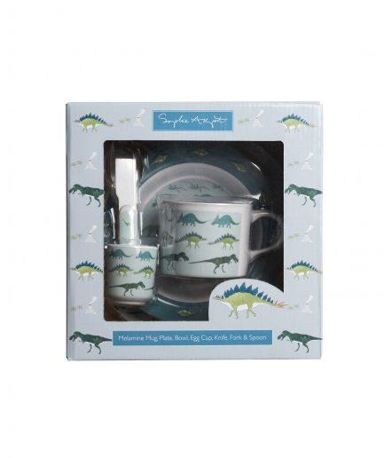 Sophie Allport Set Pranzo Dinosauri itzi hub il luogo sicuro per i tuoi regali