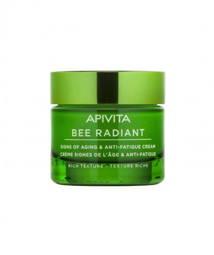 Apivita Bee Radiant Crema Vellutata Rich itzi hub il luogo sicuro per i tuoi regali