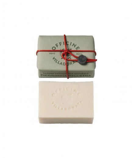 Officine Villadorata Saponetta Fico d'India d'Etna itzi hub il luogo sicuro per i tuoi regali