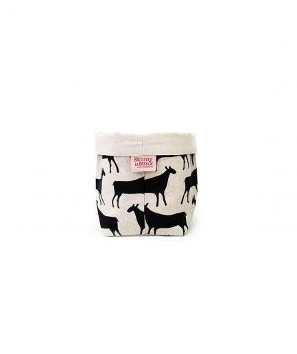 skinny laminx cestino pane herds black small itzi hub il luogo sicuro per i tuoi regali