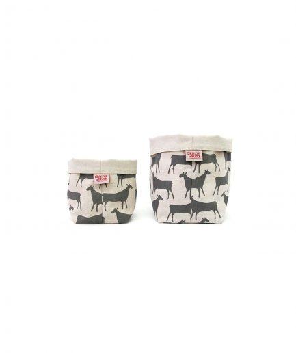skinny laminx cestino pane herds grey small itzi hub il luogo sicuro per i tuoi regali
