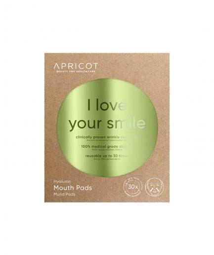 Apricot I Love Your Smile - ITZI HUB: il luogo sicuro per i tuoi regali
