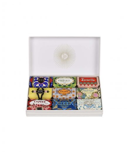 Claus Porto Cofanetto Regalo 9 saponette l itzi hub il luogo sicuro per i tuoi regali