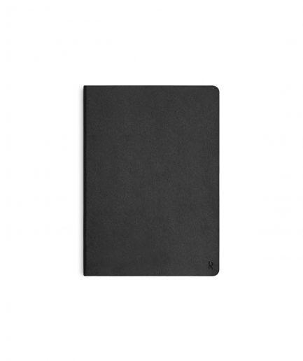 karst Stone Paper a5 taccuino softcover black blank itzi hub il luogo sicuro per i tuoi regali