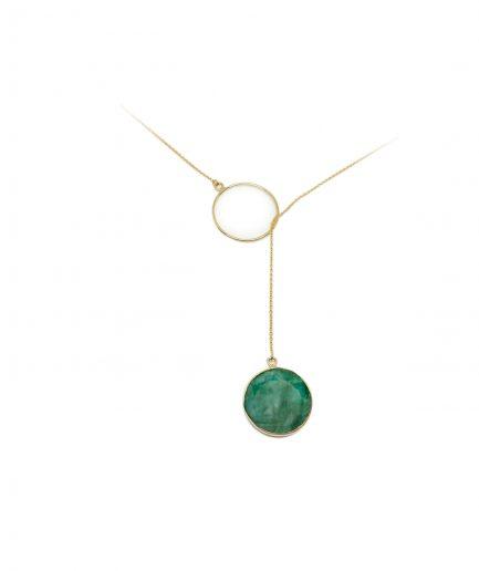 Adelaida-jewels-collana-ein-radice-di-smerlado-itzi-hub-il-luogo-sicuro-per-i-tuoi-regali