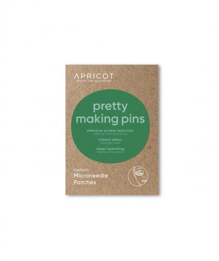 Apricot Pretty Making Pins: ITZI HUB il Luogo Sicuro Per I Tuoi Regali 01