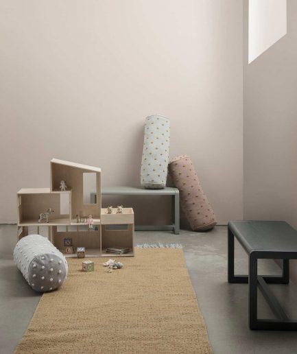 Ferm Living Panchina Little ArchitectGrigia - ITZI HUB: il luogo sicuro per i tuoi regali 01