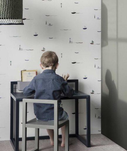Ferm Living Sedia Little ArchitectGrigia - ITZI HUB: il luogo sicuro per i tuoi regali 01