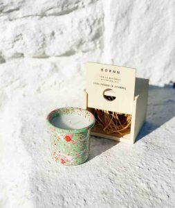 BORNN Candela Tea Tree - ITZI HUB: il luogo sicuro per i tuoi regali