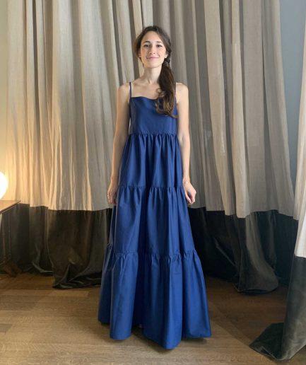 Lavi Couture Maxi Abito Indaco - ITZI HUB: il luogo sicuro per i tuoi regali
