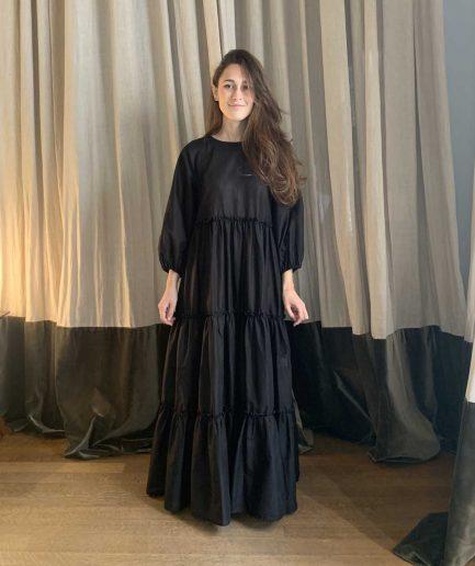 Lavi Couture Maxi Abito Nero - ITZI HUB: il luogo sicuro per i tuoi regali