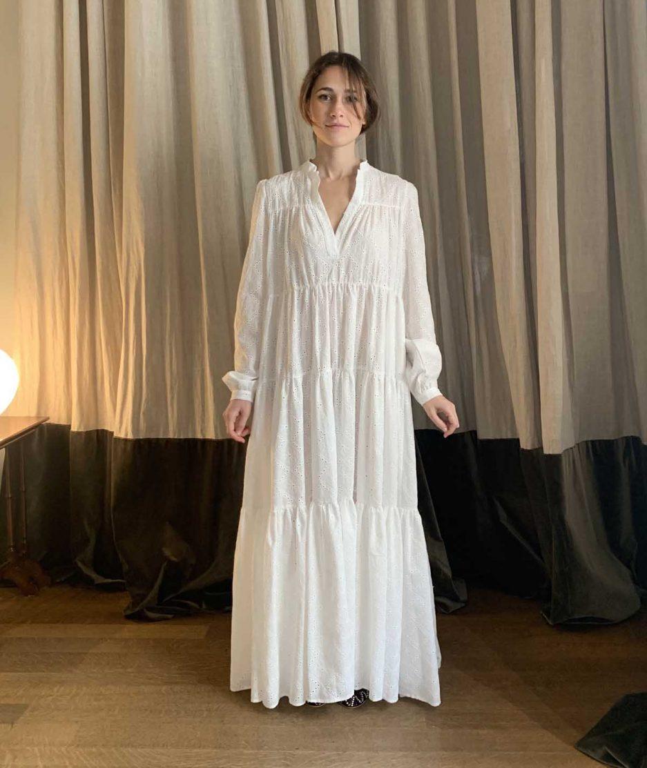Lavi Couture Maxi Abito San Gallo - ITZI HUB: il luogo sicuro per i tuoi regali