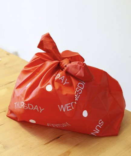 WOOD'D Borsa Pieghevole Weekday- ITZI HUB: il luogo sicuro per i tuoi regali