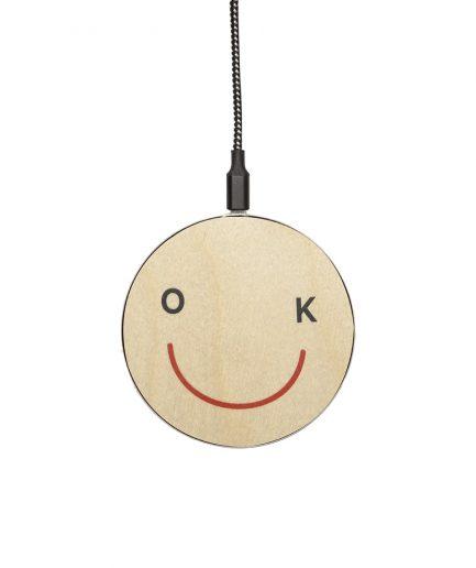 WOOD'D Charger OK- ITZI HUB: il luogo sicuro per i tuoi regali