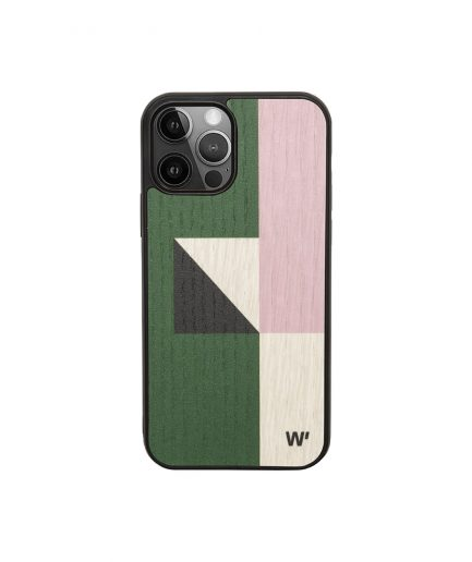 WOOD'D Cover in Legno Color Blocks - ITZI HUB: il luogo sicuro per i tuoi regali