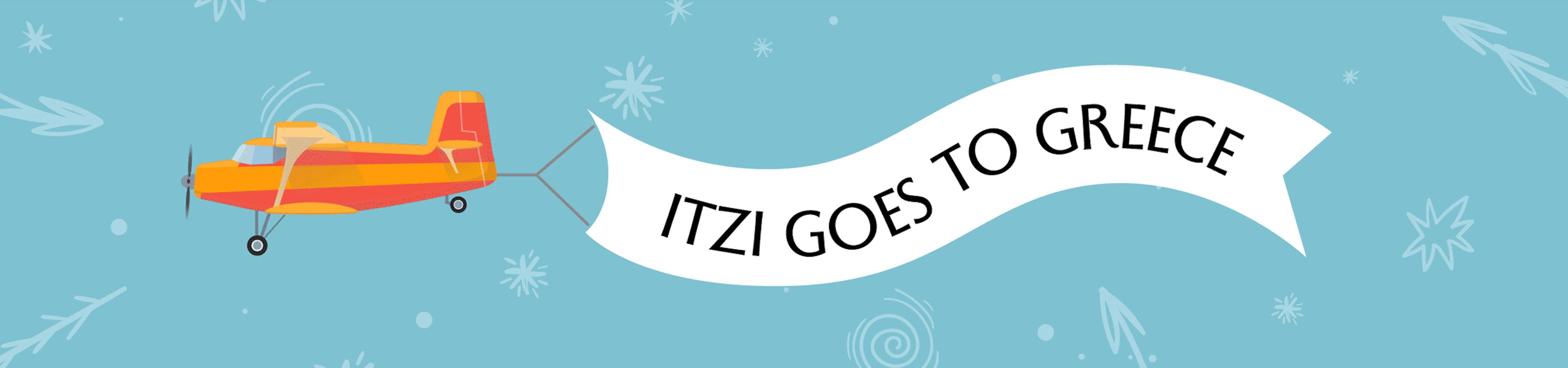 News ITZI goes to Greece