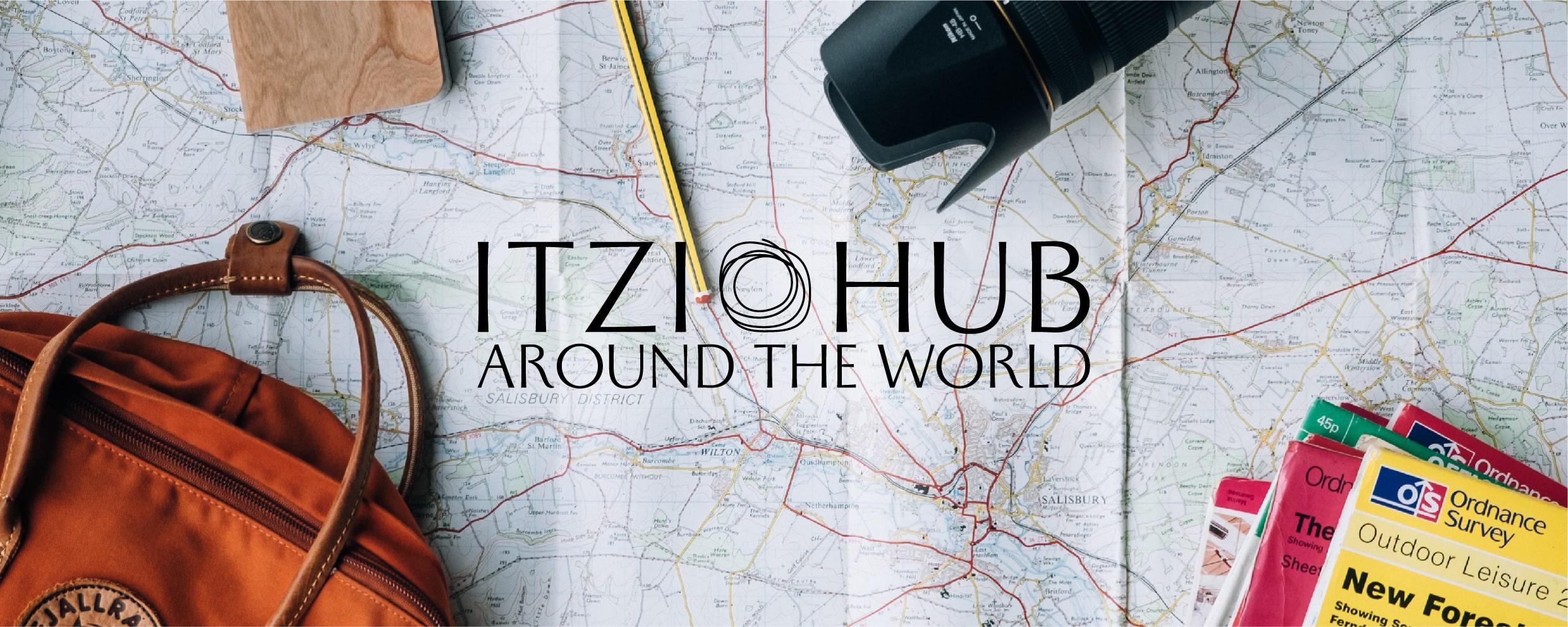 News Saponi Del Mondo: ITZI HUB il luogo sicuro per i tuoi regali