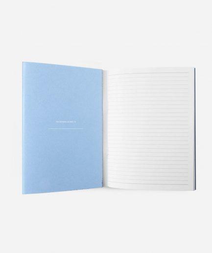 animali anomali quaderno azure blue itzi hub il luogo sicuro per i tuoi regali