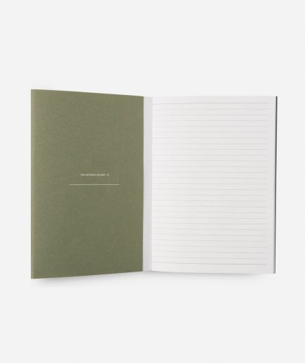 animali anomali quaderno mid green itzi hub il luogo sicuro per i tuoi regali