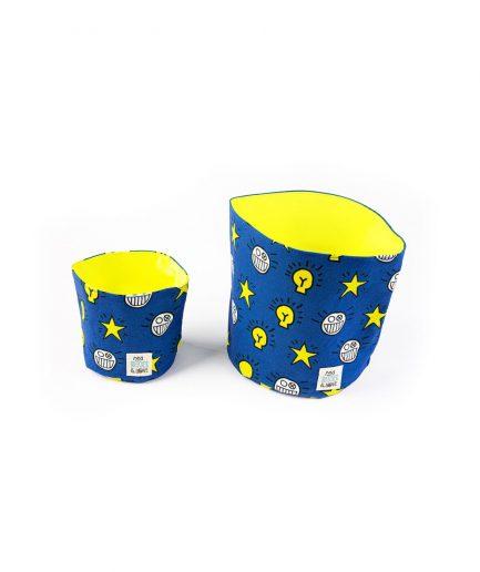 Bleecker & Love Porta Oggetti Glimpse Blue itzi hub il luogo sicuro per i tuoi regali