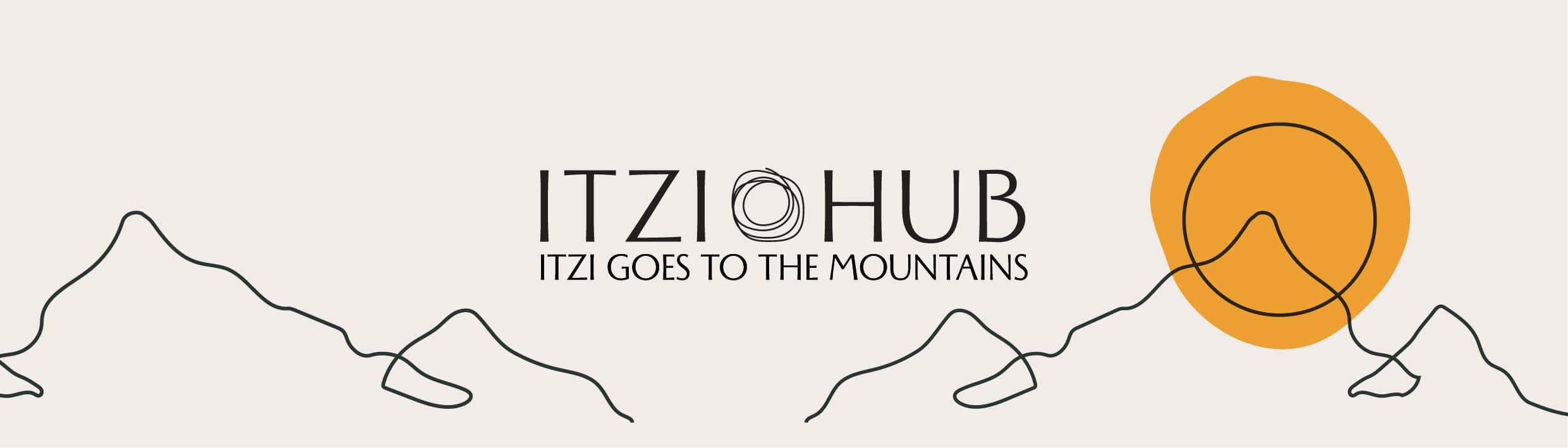 ITZI HUB goes to the mountains news_ ITZI HUB il luogo sicuro per i tuoi regali