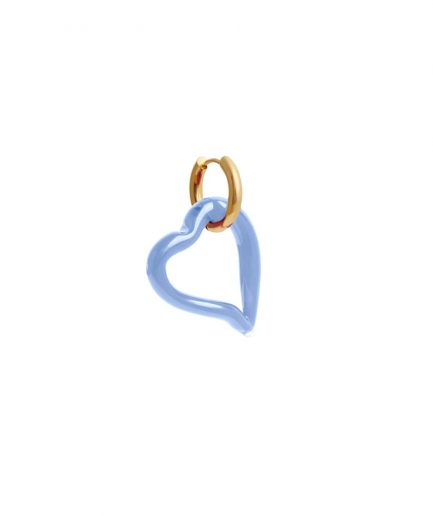 Sandralexandra Orecchini Cuore Blu - ITZI HUB: il luogo sicuro per i tuoi regali