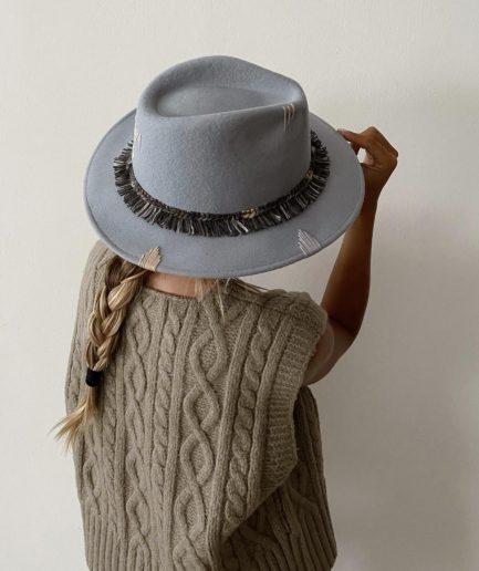 The Hat Gang Cappello Dream Big Azzurro - ITZI HUB: il luogo sicuro per i tuoi regali
